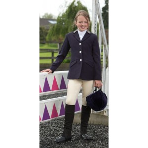 Equetech Kids 2 in 1 In-Vent Riding Jacket