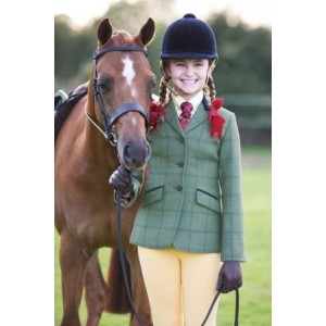 Equetech Calvert Tweed Hunter Riding Jackets