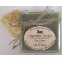 Tea Tree Leather Soap Travel Pack